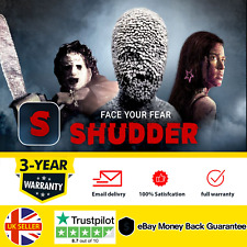 Shudder Horror Thrillers Subscription account | 36 MOUNTHS WARRANTY |