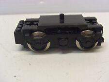 LEGO 9V Black Electric MOTOR *Works Great* 10153 Train Vintage Silver Wheels