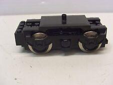 LEGO 9V Black Electric MOTOR *Works Great* 10153 Train Vintage Silver Wheels