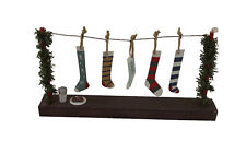 Shoeless Joe Christmas Stockings Home Decoration  - Mantelpiece Xmas Decoration