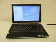 Dell Latitude E6320 Core i5 2.50GHz 8GB RAM NO hard drive Incomplete Laptop