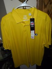 "CUTTER & BUCK ""GREENBAY"" POLO SHIRT...NWT..SIZE LARGE"