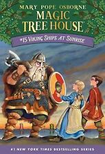 Viking Ships At Sunrise (Magic Tree House, No. 15), Good Books
