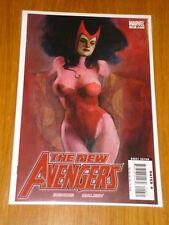 NEW AVENGERS #26 MARVEL COMIC NEAR MINT CONDITION JANUARY 2007