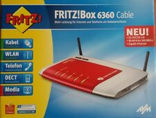 AVM FRITZBox 6360 Cable Kabel Deutschland