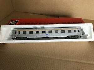 JOUEF HO REF 5580 SNCF Voiture INOX (St Steel Car) - 1st Classe A8 - Exc - boxed