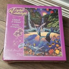 Christian Riese Lassen Sanctuary Reserve 750 Piece Jigsaw Puzzle Crystals & Cand
