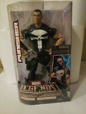 "Marvel Legends Icons PUNISHER 12"" Figure Large Hasbro Series 2006 New in box"