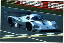Cartolina Fotografica Mercedes C 11 Campione Del Mondo 1990 Baldi - Schlesser