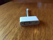 Used Apple Lightning to VGA Adapter model MD825AM/A A1439