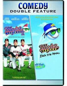 Major League II / Major League: Back to the Minors [New DVD] Dubbed, Subtitled