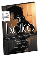 Jeu Excited Clara Morgane Editions blanche preliminaire jeux de Couple