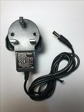Kettler VERSO 300 Crosstrainer 9V DC 500mA UK Plug AC-DC Switching Adapter