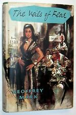 THE VEILS OF FEAR - GEOFFREY MARK - 1960 1ST EDITION