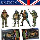 NECA Ninja Turtles Figures Teenage Mutant TMNT Action 1990 Movie Toys Gifts Deco