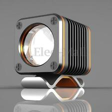 LED Bicycle Front Light Cycling Light Smart Temperature Lamp IPX6 Waterproof
