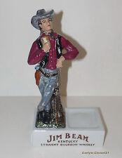 "JIM BEAM Whiskey * Vintage Rare Ceramic Display Figurine * Bar * 12.5"" (32cm) *"