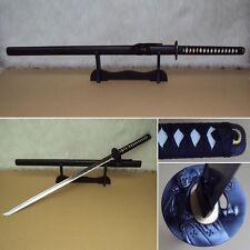 BRAND NEW - Hand Forged High Carbon Steel, Straight Blade Katana - Ninja Sword