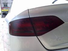 Auto Car Sticker Smoke Fog Light HeadLight Taillight Tint Vinyl Film Decal Sheet