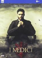 I MEDICI - L'ARTE DEL POTERE - ITA - 4 DVD
