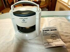 Black & Decker LIDS OFF Electric Automatic Jar Opener White New No Box