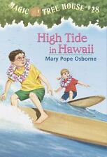 Magic Tree House (R): High Tide in Hawaii 28 by Mary Pope Osborne (2003, Paperb…