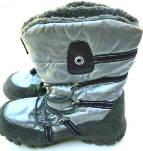 Tentex Snow boots kids AGE 5-6 Euro 32 US1