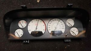 JEEP GRAND CHEROKEE 2.7 CRD WJ SPEEDO CLOCKS INSTRUMENT CLUSTER WHITE