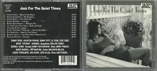 Jazz for the Quiet Times by Various Artists (CD, Aug-1998, 32 Jazz)