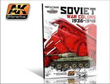 Ak Interactive Book - Soviet War Colors Profile Guide