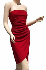 Strapless Dresses Party Cocktail Evening Clubwear Womens Style Mini Dress S M L