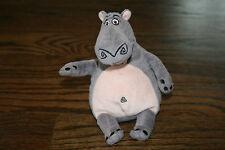 "Ty Beanie Babies Gloria Madagascar Plush Stuffed Doll 7 ""Collectibles EUC"