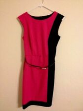 AGB - PINK AND BLACK - DRESS - 8