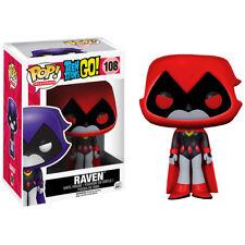 Teen Titans Go! - Raven Red Pop! Vinyl Figure