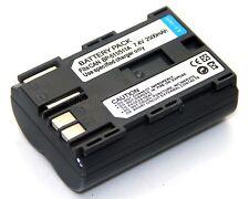 7.4v Battery for Canon BP-508 BP-511 BP-511A BP-512 BP-514 E160841 CB-5L CG-560