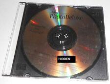 PHOTODELUXE DESKTOP PUBLISHING SOFTWARE - WIN 95 & MAC