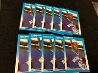 FRED McGRIFF Blue Jays FLEER UPDATE Card #U-75 NM/MT Rookie Card Lot of (10)