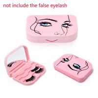 76ee85db0ad Free shipping. Popular. Beauty New Magnetic Eye lashes Box False Eyelashes  Case Makeup Storage Plastic