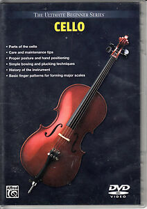 The Ultimate Beginner Series : CELLO Care & Maintenance Tips - Alfred DVD D1
