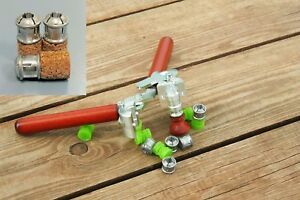 Bullet Slug Mold Hunting Expansive Segmented Svarog Zveroboy 20 gauge