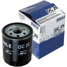 Original MAHLE KNECHT Ölfilter OC 25 Oil Filter für BMW 3er E30 E21 2er E10 E12