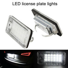 Audi-A3 8P A4 S4 RS4 B6 B7 Q7 A6 S6 C6 A8 S8 LED Number License Plate Lamp Light