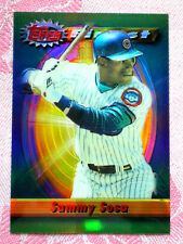 1994 Topps Finest Baseball Refractor #236 Sammy Sosa Chicago White Sox