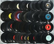 "(200+) 45 Record 7"" Mixed Lot MERCURY COLUMBIA EPIC DOT OKEH MOTOWN VICTOR TOPS+"