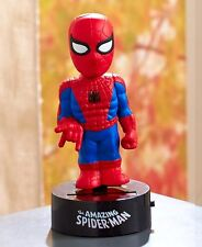 AMAZING SPIDERMAN FIGURE Wobbler Body Knocker Bobble Doll Marvel DC Comics NECA