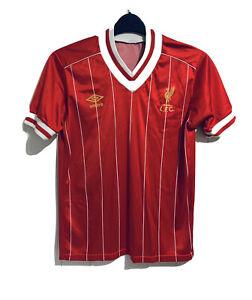 Liverpool Vintage 1981/84 Original Genuine Football Shirt