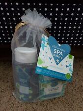 Scentsy Spa Body Bundle Emerald Waters New