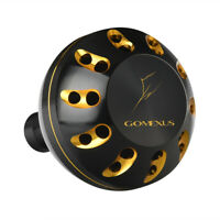 Gomexus Power Knob For Daiwa BG 4500 5000 6500 8000 Reel Handle 45mm Drill Fit