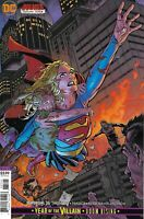 Supergirl Comic 35 Cover B Variant Drew Johnson 2019 Andreyko Pansica DC