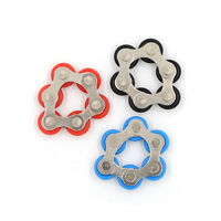New One-handed Finger chain Decompression Toys Tri-Spinner Fidgets ~NWUSNIUS